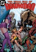 Hawkman Vol 4 #40