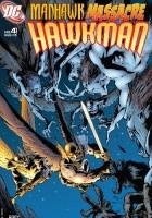 Hawkman Vol 4 #41