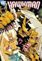Hawkman Vol 4 #43