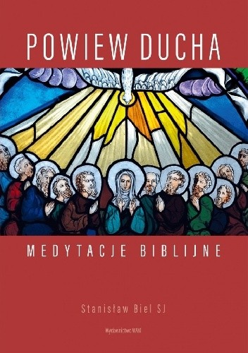 Okładka książki Powiew Ducha   Medytacje Biblijne