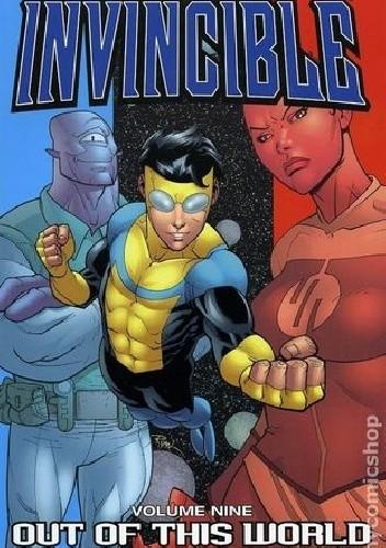 Okładka książki Invincible Vol.9 Out Of This World