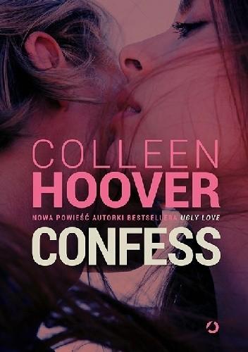 Okładka książki Confess