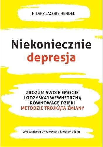 Okładka książki Niekoniecznie depresja
