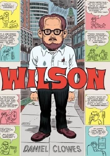 Okładka książki Wilson