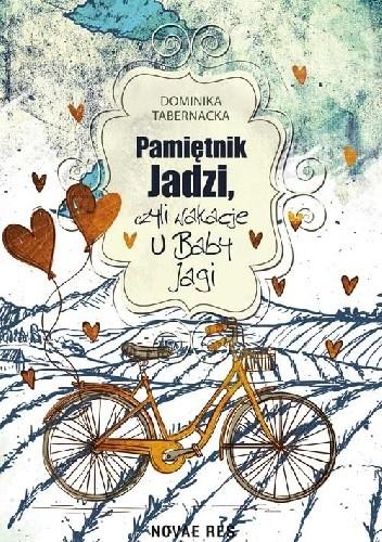 Okładka książki Pamiętnik Jadzi, czyli wakacje u Baby Jagi