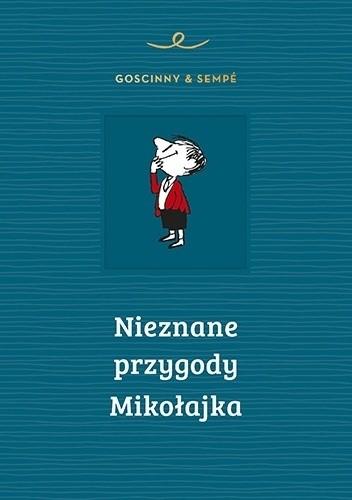 Okładka książki Nieznane przygody Mikołajka