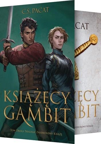 Okładka książki Książęcy gambit