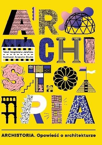 Okładka książki Archistoria