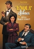 Les enquêtes d'Enola Holmes. Métro Baker Street