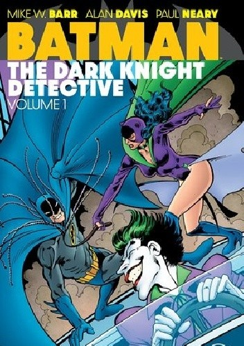 Okładka książki Batman- The Dark Kinght Detective Vol.1