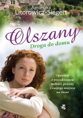 Okładka książki Olszany
