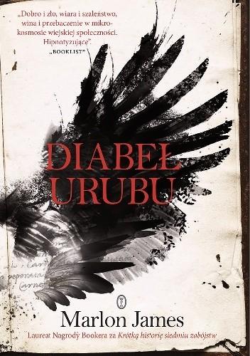 Okładka książki Diabeł Urubu