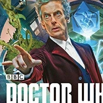 Okładka książki Doctor Who: The Lost Planet