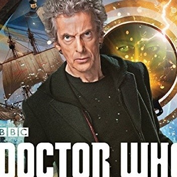 Okładka książki Doctor Who: The Lost Magic