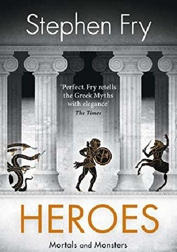 Okładka książki Heroes