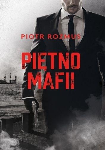 Okładka książki Piętno mafii