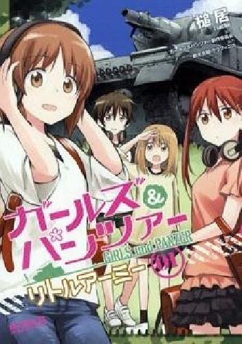 Okładka książki Girls Und Panzer: Little Army