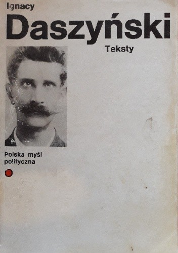 Okładka książki Teksty