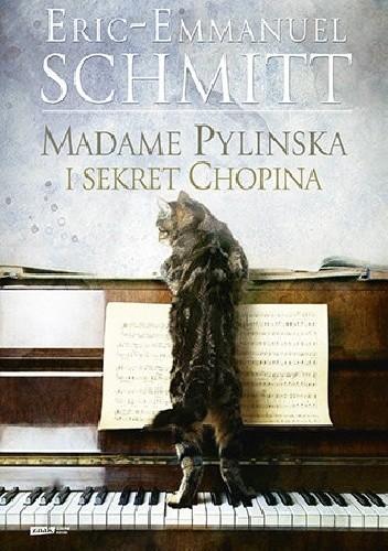 Okładka książki Madame Pylinska i sekret Chopina