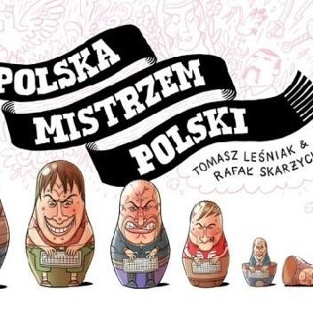 Okładka książki Polska mistrzem Polski