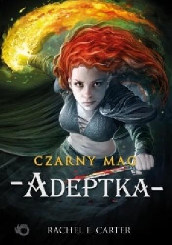 Okładka książki Adeptka