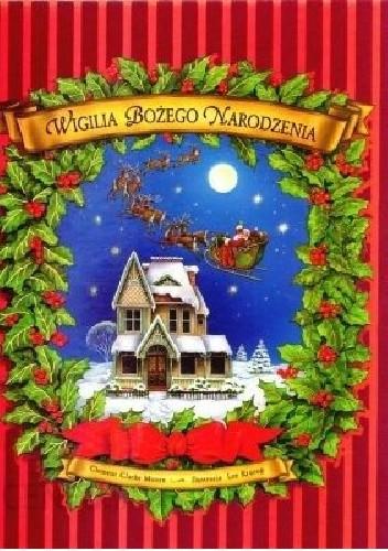 Okładka książki Wigilia Bożego Narodzenia