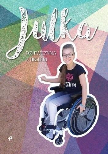 Okładka książki Julka - dziewczyna z biglem