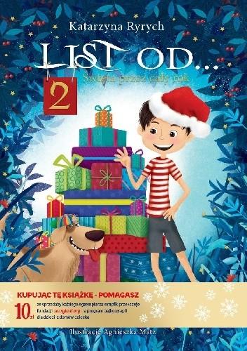 Okładka książki Święta przez cały rok. List od... Część 2