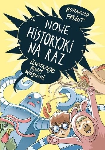 Okładka książki Nowe historyjki na raz
