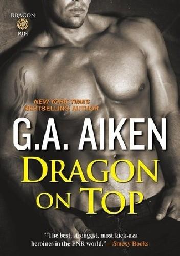 Okładka książki Dragon on Top