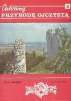Chrońmy Przyrodę Ojczystą 4/1992