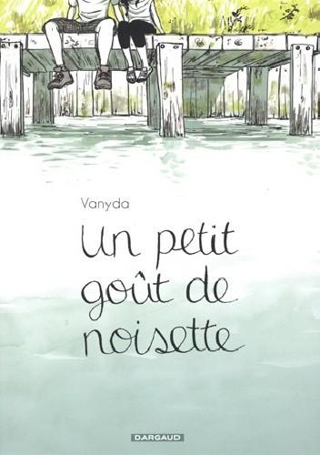 Okładka książki Un petit gout de noisette