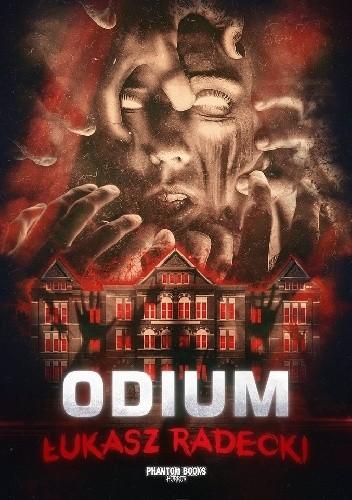 Okładka książki Odium
