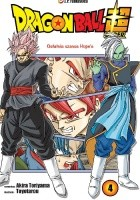 Dragon Ball Super tom 4 - Ostatnia wyprawa Hope'a