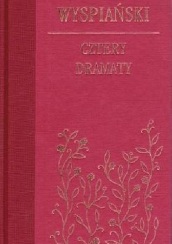 Okładka książki Cztery dramaty