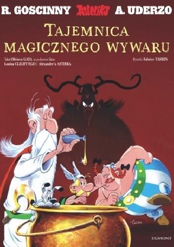 Okładka książki Asteriks. Tajemnica magicznego wywaru