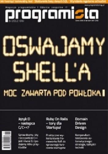 Okładka książki Magazyn Programista 6/2012
