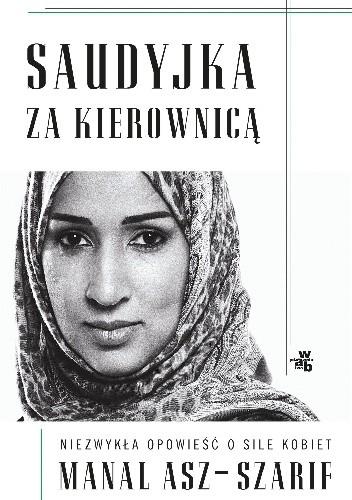 Okładka książki Saudyjka za kierownicą