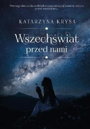 Okładka książki Wszechświat przed nami