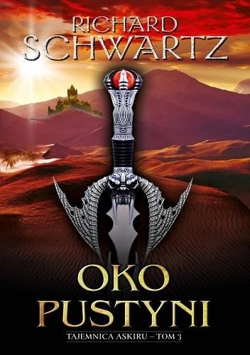 Okładka książki Oko pustyni