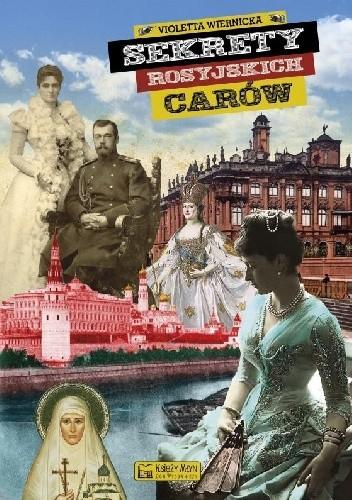 Okładka książki Sekrety rosyjskich carów