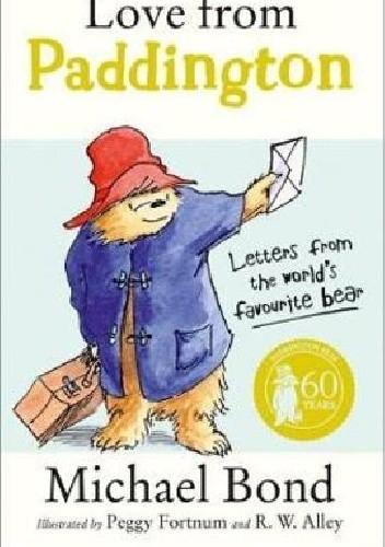 Okładka książki Love from Paddington