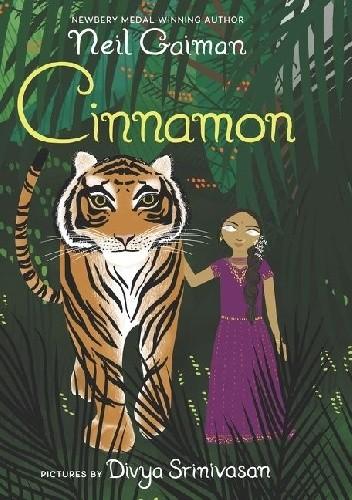 Okładka książki Cinnamon