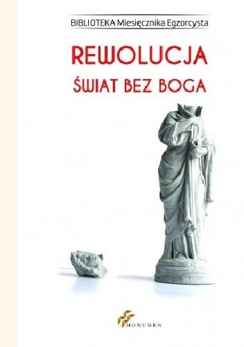 Okładka książki Rewolucja. Świat bez Boga
