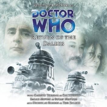 Okładka książki Doctor Who: Return of the Daleks