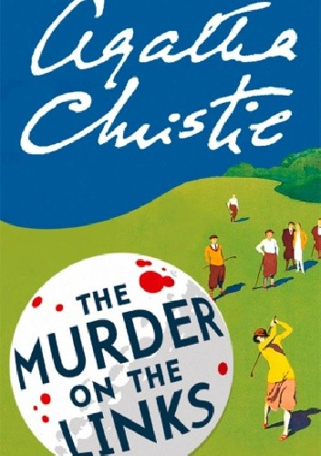 Okładka książki The Murder on the Links
