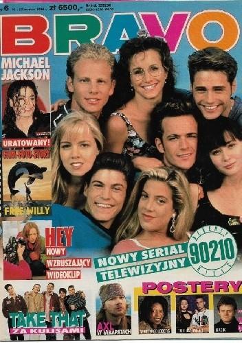 Okładka książki Bravo 6/1994