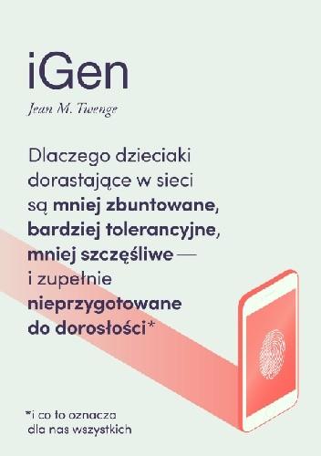 Okładka książki iGen