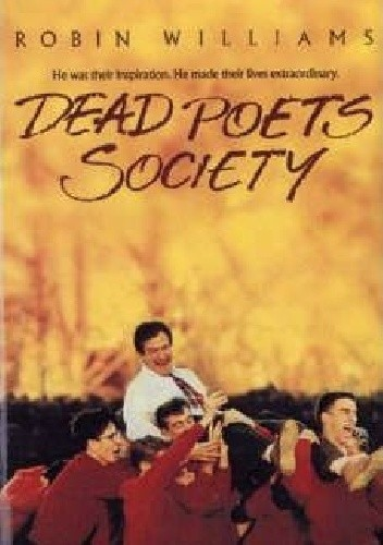Okładka książki Dead poets society