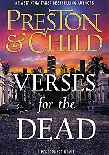 Okładka książki Verses for the Dead